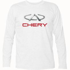 Купити Футболка з довгим рукавом Chery Logo