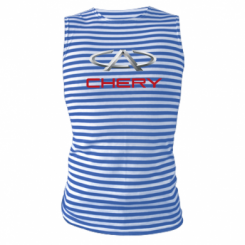 Купити Майка-тільняшка Chery Logo