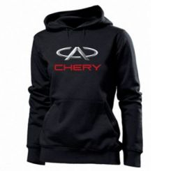 Купити Толстовка жіноча Chery Logo