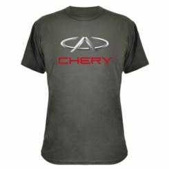 Купити Камуфляжна футболка Chery Logo