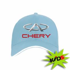 Купити Дитяча кепка Chery Logo