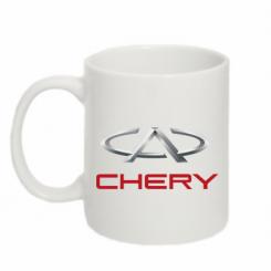 Купити Кружка 320ml Chery Logo