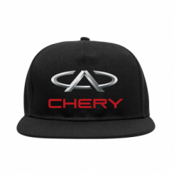 Купити Снепбек Chery Logo