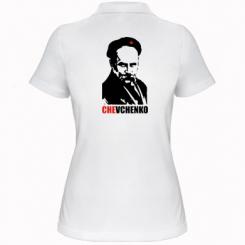 Купити Жіноча футболка поло CHEVCHENKO