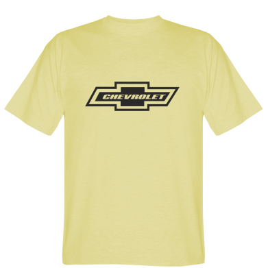 Футболка Chevrolet Log