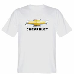 Футболка Chevrolet Logo