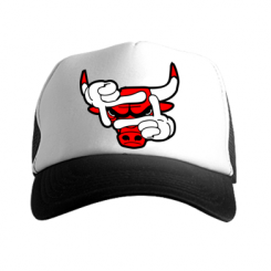 Кепка-тракер Chicago Bulls бик