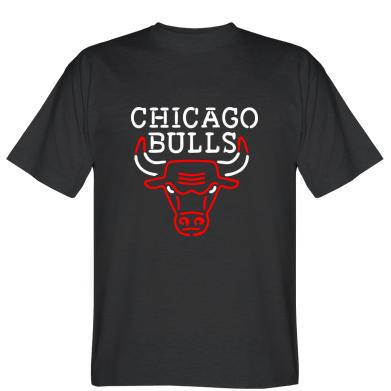 Футболка Chicago Bulls Logo
