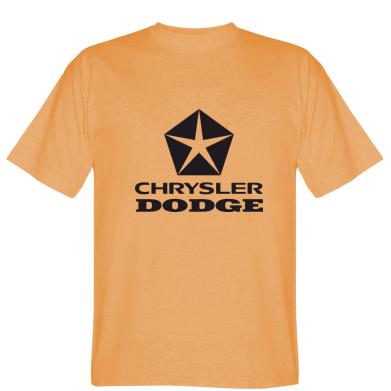 Футболка Chrysler Dodge
