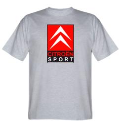 Футболка Citroen Sport