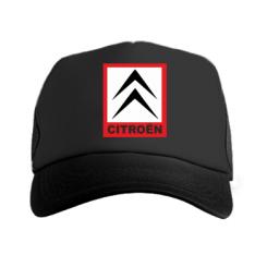 Купити Кепка-тракер Citroen