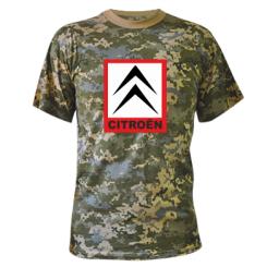 Купити Камуфляжна футболка Citroen