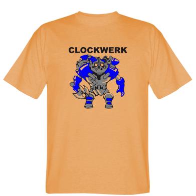 Футболка Clockwerk