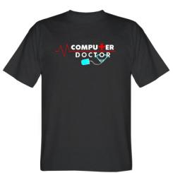 Футболка Computer Doctor