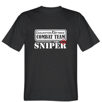 Футболка Counter Strike Бойової Групи Снайпер