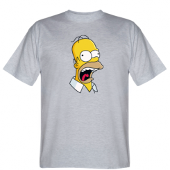 Футболка Crazy Homer!