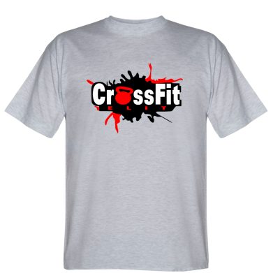 Футболка CrossFit Elit Graffity
