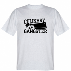 Футболка Culinary Gangster