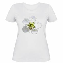 Жіноча футболка Квіточка