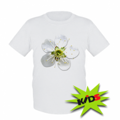 Дитяча футболка Квіточка