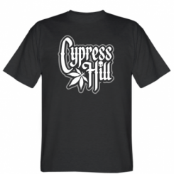 Футболка Cypress Hill Logo