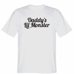 Футболка Daddy's Lil Monster