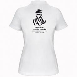 Жіноча футболка поло Дакар