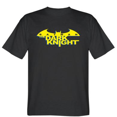 Футболка Dark Knight
