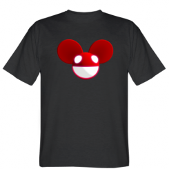 Футболка Deadmouse Logo 3D