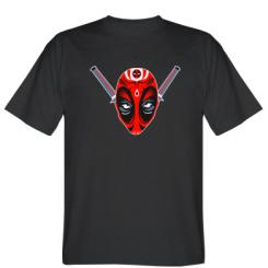 Футболка Deadpool Kabuki Mask