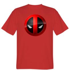 Футболка Deadpool Logo