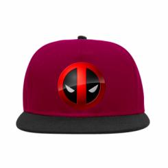 Снепбек Deadpool Logo