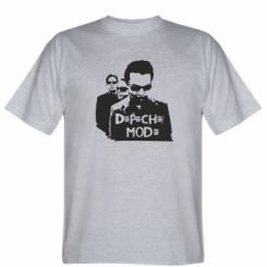 Футболка Depeche Mode Band