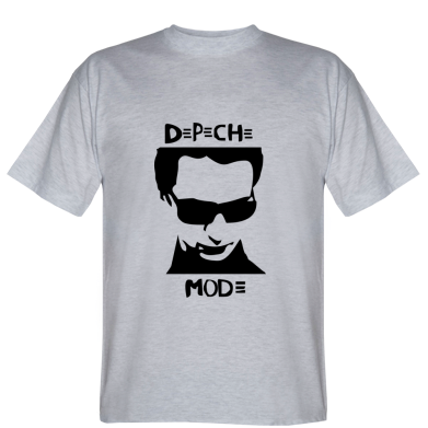 Футболка Depeche mode Face