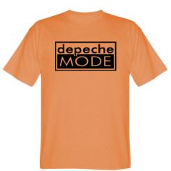 Футболка Depeche Mode Rock