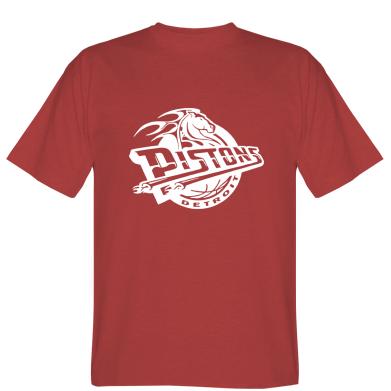 Футболка Detroit Pistons