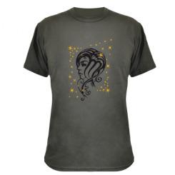 Купити Камуфляжна футболка Знаки зодіаку Діва