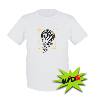 Купити Дитяча футболка Знаки зодіаку Діва