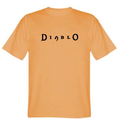 Футболка Diablo Logo