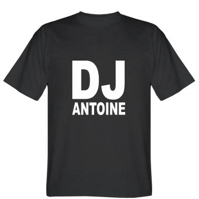 Футболка DJ Antoine