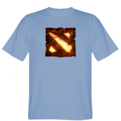 Футболка Dota 2 Fire Logo