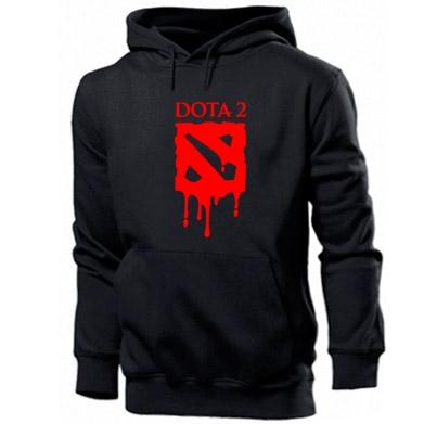 Толстовка Dota 2 Logo