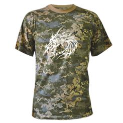 Купити Камуфляжна футболка Dragon