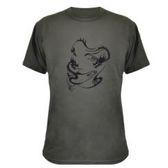 Купити Камуфляжна футболка Dragons