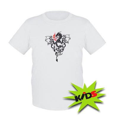 Купити Дитяча футболка Дракон
