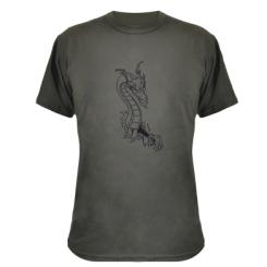 Купити Камуфляжна футболка Дракончик