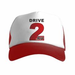 Кепка-тракер Drive2.ru