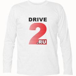 Купити Футболка з довгим рукавом Drive2.ru