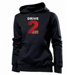 Купити Толстовка жіноча Drive2.ru
