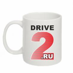 Купити Кружка 320ml Drive2.ru